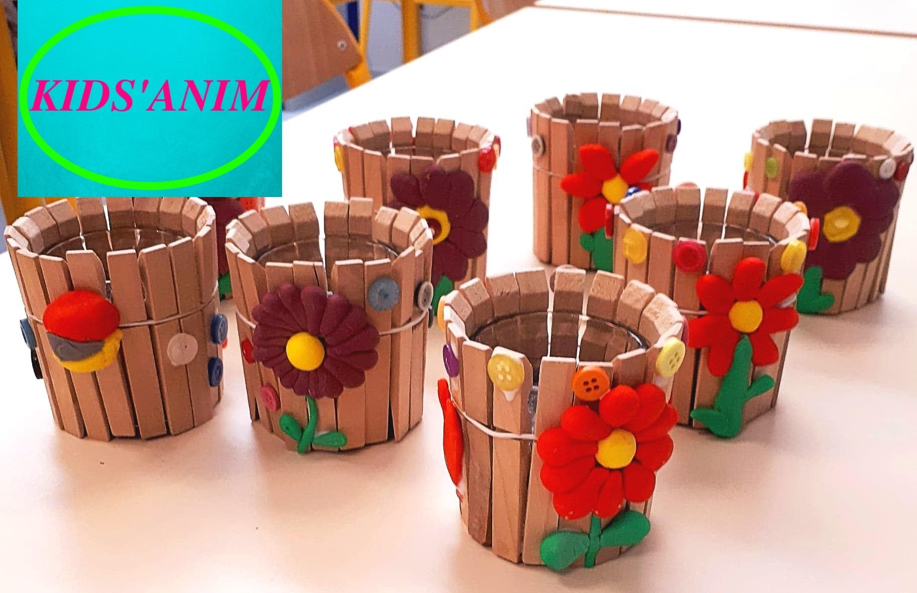 Ateliers créatifs par Kids'Anim