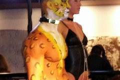 Body-painting Fauves