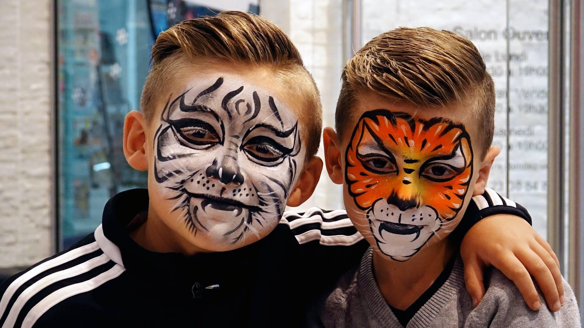 les frères tigres