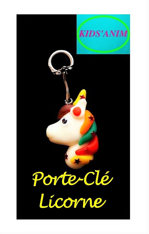 Porte Clé Licorne